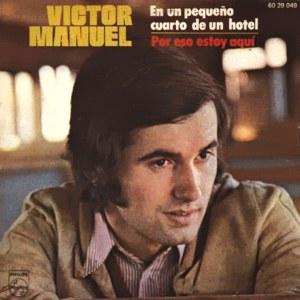Víctor Manuel - Philips60 29 049