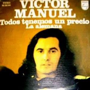 Víctor Manuel - Philips60 29 249