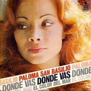 San Basilio, Paloma - Hispavox45-1415