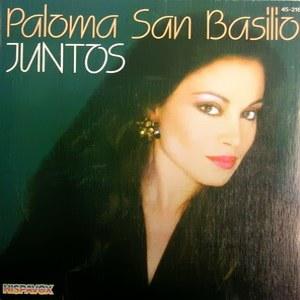 San Basilio, Paloma - Hispavox45-2161