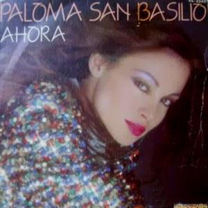 San Basilio, Paloma - Hispavox45-2240
