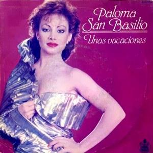 San Basilio, Paloma - Hispavox445 054
