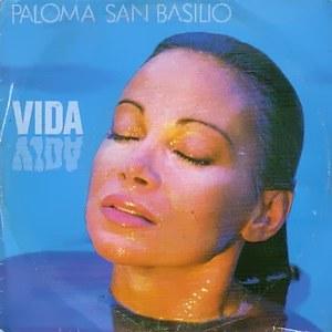San Basilio, Paloma - Hispavox40 2195 7