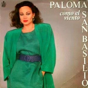 San Basilio, Paloma - Hispavox445 231