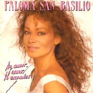 San Basilio, Paloma - HispavoxP-130