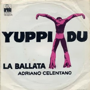 Celentano, Adriano - Ariola16.023-A