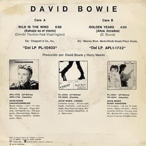 David Bowie - RCAPB-9815