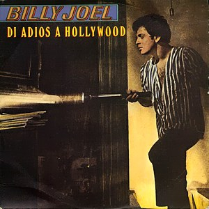 Billy Joel - CBS A-1642