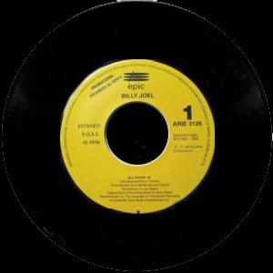 Billy Joel - Epic (CBS)ARIE-3126