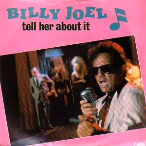 Billy Joel - CBS A-3655