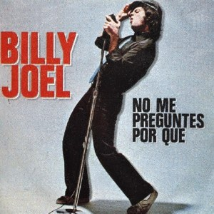 Billy Joel - CBS CBS 9031