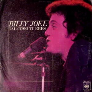 Billy Joel - CBS CBS 5872