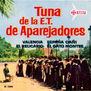 Tuna De La E. T. De Aparejadores