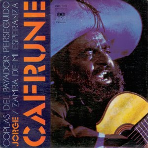 Cafrune, Jorge - CBSCBS 7728