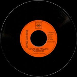 Jorge Cafrune - CBSCBS 7728