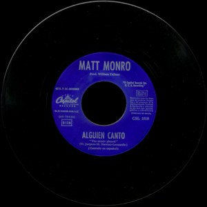 Matt Monro - EMICSL 2.318