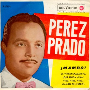 Prado, Pérez - RCA3-20536