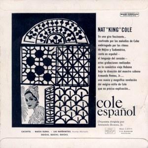 Nat King Cole - CapitolEAP 1-1031