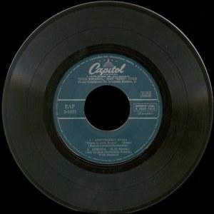 Nat King Cole - CapitolEAP 2-1031