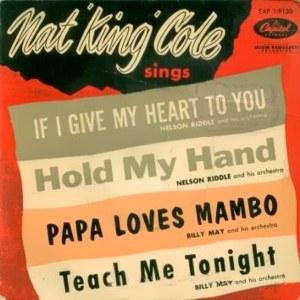 Cole, Nat King - CapitolEAP 1-9120