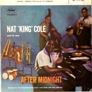 Cole, Nat King - CapitolEAP 1-782