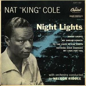Cole, Nat King - CapitolEAP 1-801