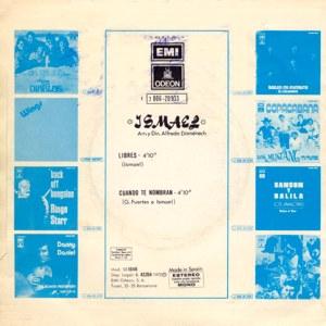 Ismael - Odeon (EMI)J 006-20.933