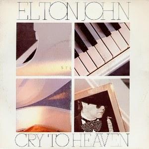 Elton John - Polydor884 533-7