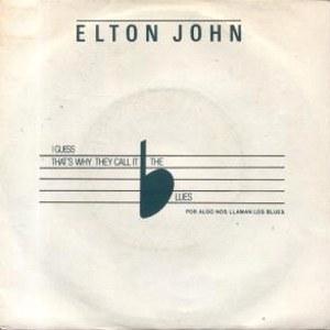 Elton John - Polydor812 168-7