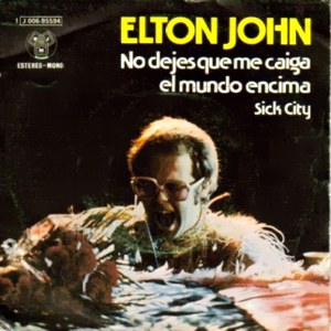 Elton John - EMIJ 006-95.594