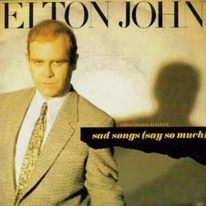 Elton John - Polydor822 087-7