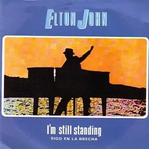 Elton John - Polydor812 776-7