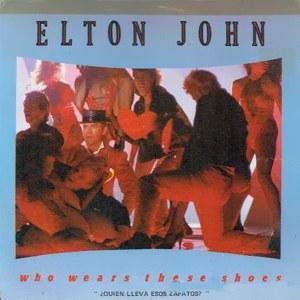 Elton John - Polydor880 323-7