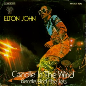 Elton John - EMIJ 006-95.302