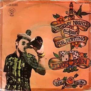 Elton John - EMIJ 006-94.680