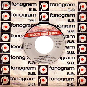 Elton John - Polydor60 00 696