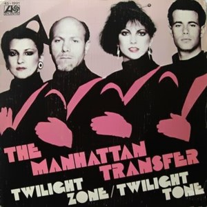 Manhattan Transfer, The - Hispavox 45-1991