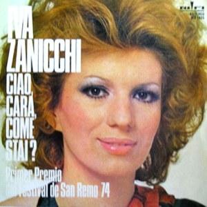 Zanicchi, Iva - ColumbiaMO 1405