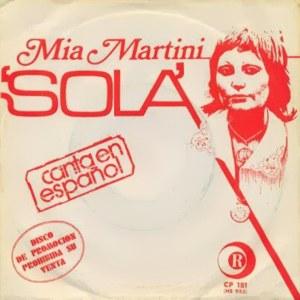 Martini, Mia - HispavoxCP-181
