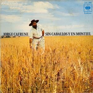 Cafrune, Jorge - CBSCBS 8493