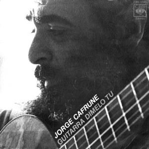 Cafrune, Jorge - CBSCBS 3286