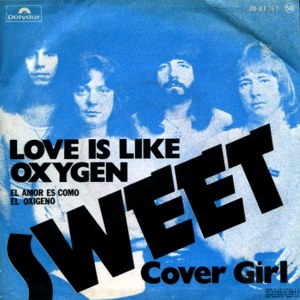 Sweet, The - Polydor 20 01 757