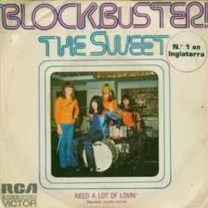 Sweet, The - RCA3-10831