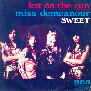 Sweet, The - RCASPBO-9238