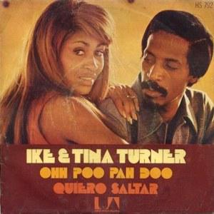 Ike And Tina Turner - HispavoxHS 792