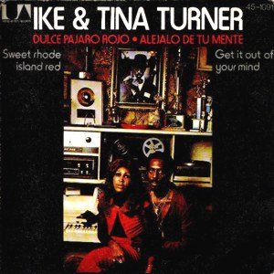 Ike And Tina Turner - Hispavox45-1091
