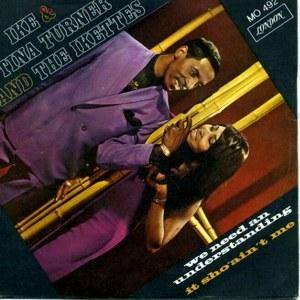 Ike And Tina Turner - ColumbiaMO  492