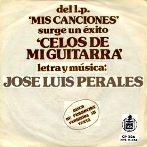 Perales, José Luis - HispavoxCP-225