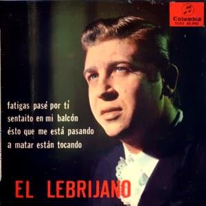 Lebrijano, El - ColumbiaSCGE 80990