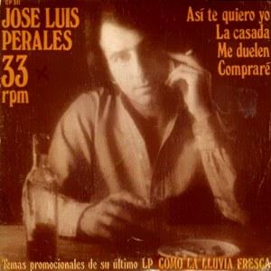Perales, José Luis - HispavoxCP-311